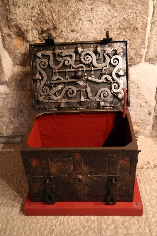 Ancient lockbox